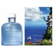 Описание аромата Light Blue Pour Homme Beauty of Capri Dolce Gabbana